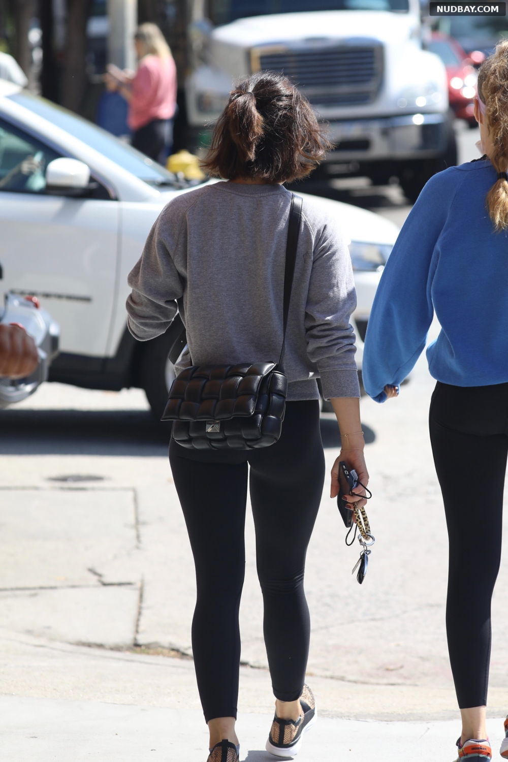 Lucy Hale Ass out in Studio City Sep 16 2021