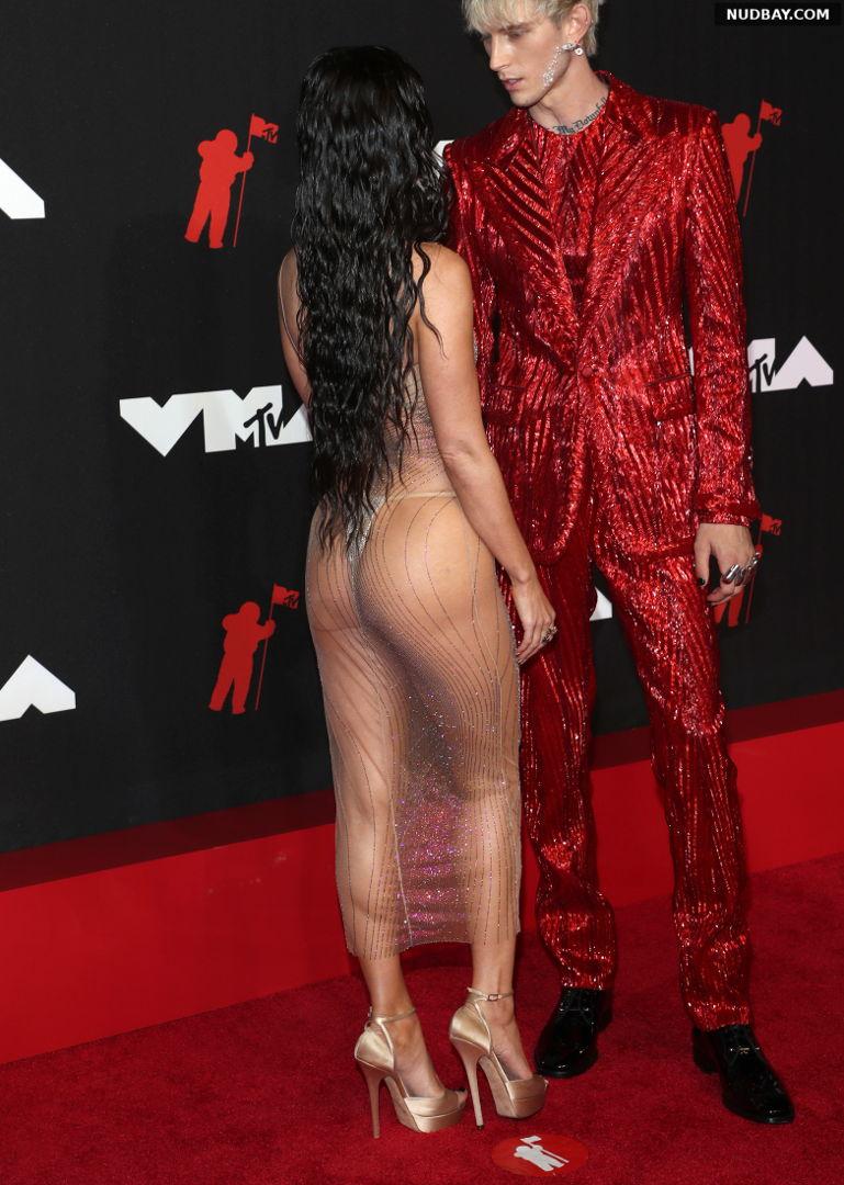 Megan Fox Nude at Music Awards in New York Sep 12 2021 1
