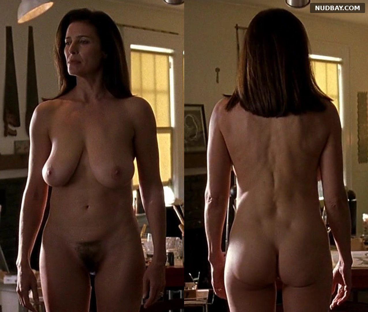 Mimi Rogers nude in The Door In The Floor (2004)