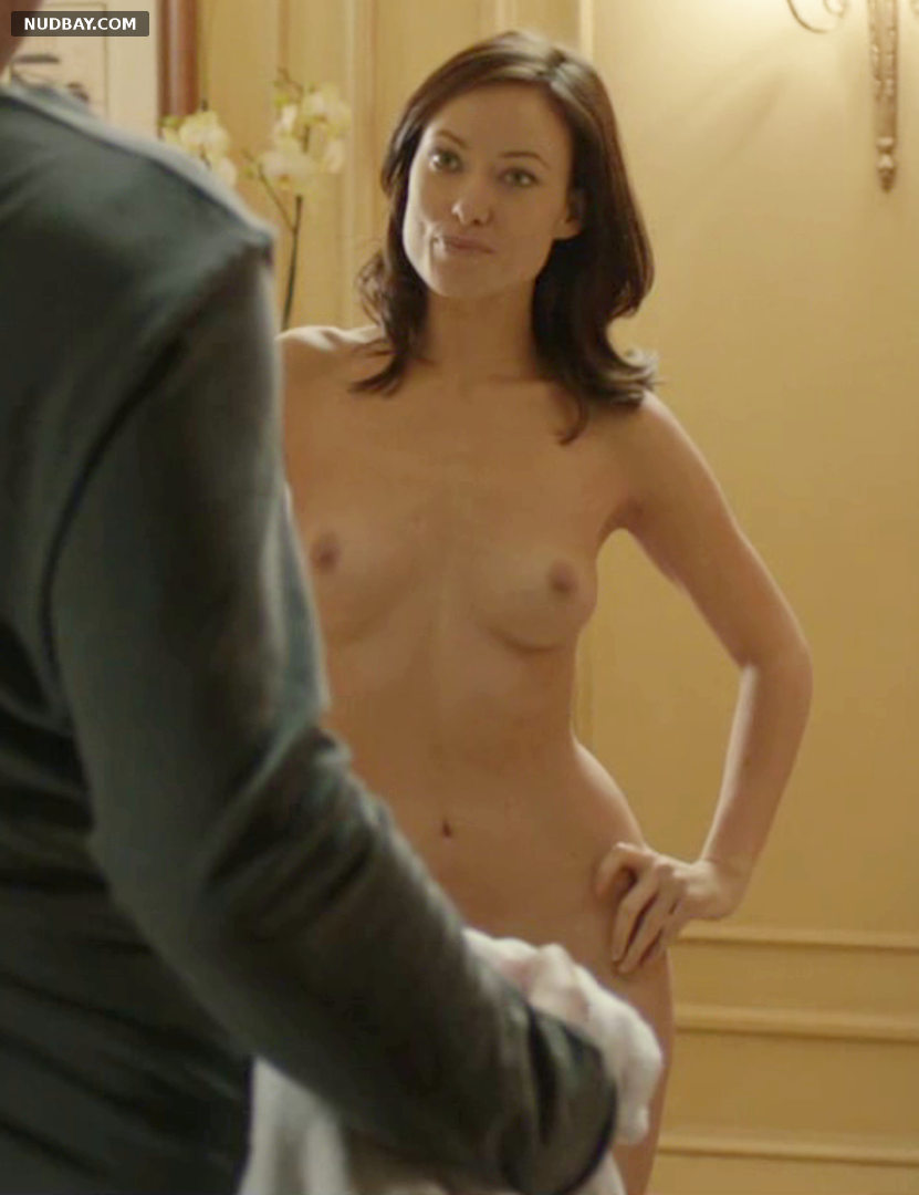 Olivia Wilde naked Third Person (2013