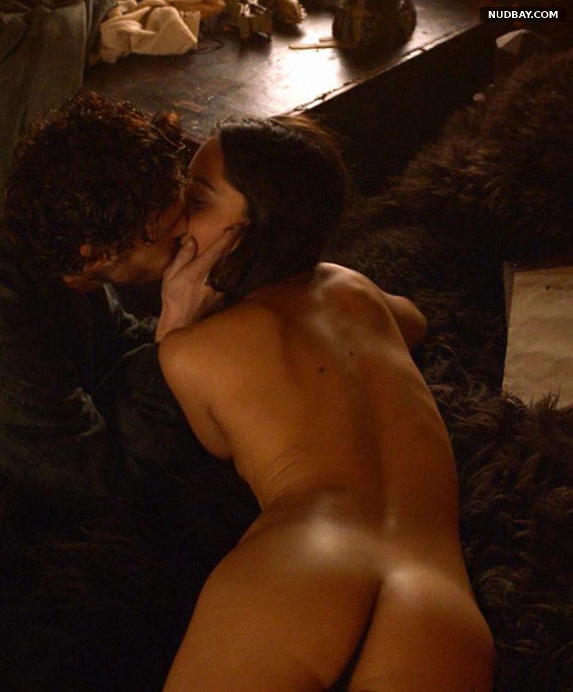 Oona Chaplin Ass in Game of Thrones s03 (2013)
