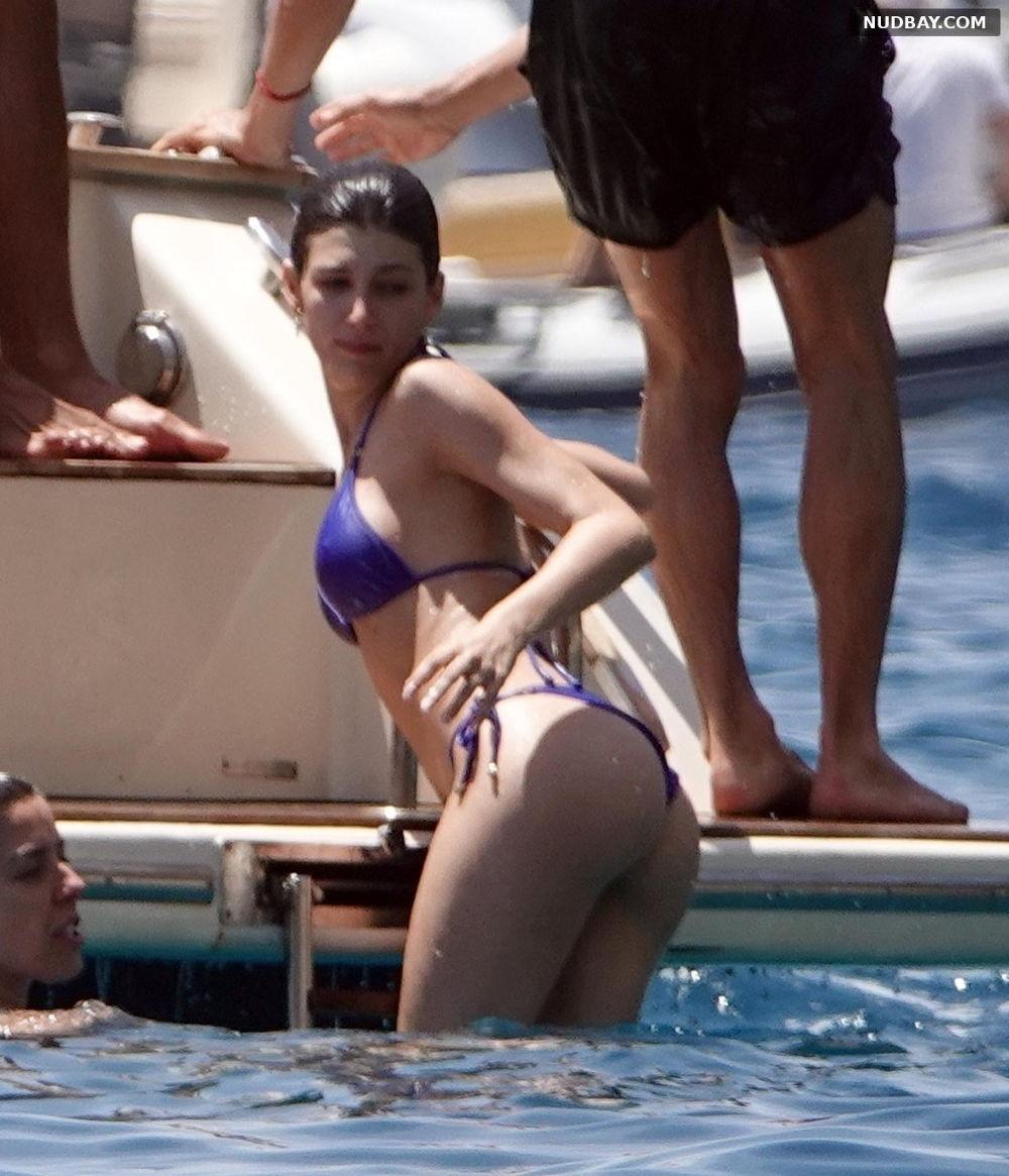 Ursula Corbero bikini on holiday on the island of Capri Jun 14 2019