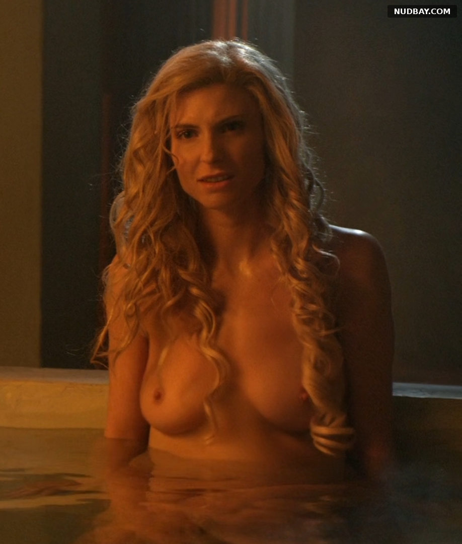 Viva Bianca naked Spartacus: Vengeance (2012)