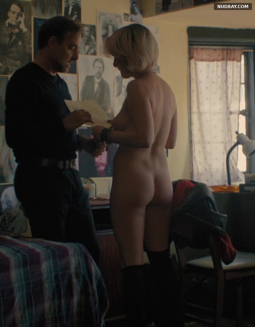 Addison Timlin nude ass Submission (2017)