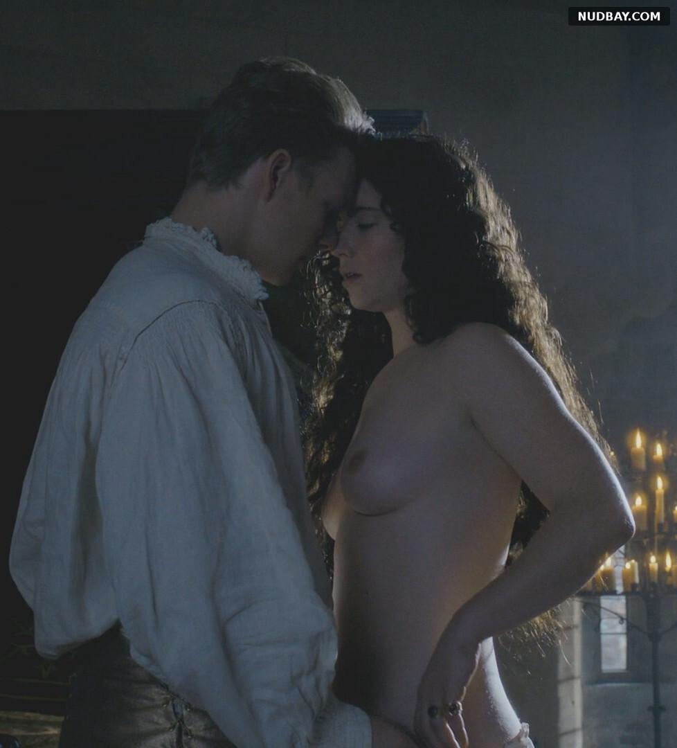 Amy Manson nude in The White Princese S01E06 (2017)