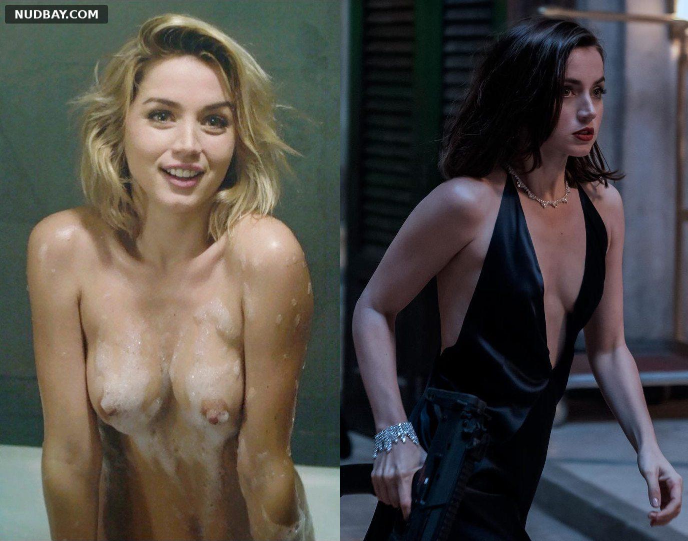 Ana de Armas nude Bond girl No Time To Die 2021