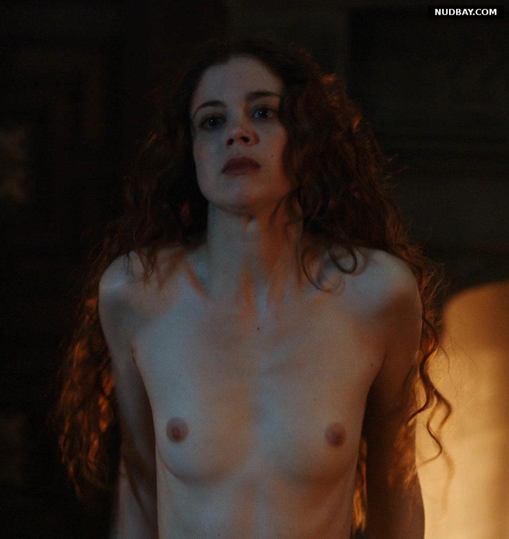 Charlotte Hope nude The Spanish Princess S02E03 (2020)