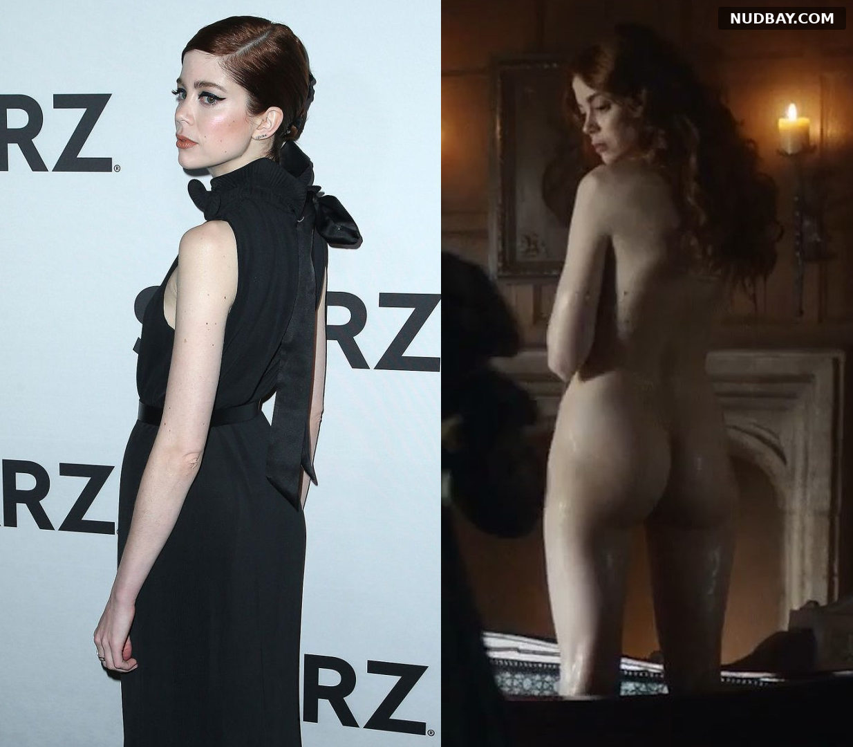 Charlotte Hope nude ass On Off 2021