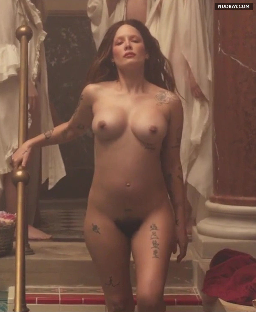 Halsey nude If I Can't Have Love, I Want Power (2021)