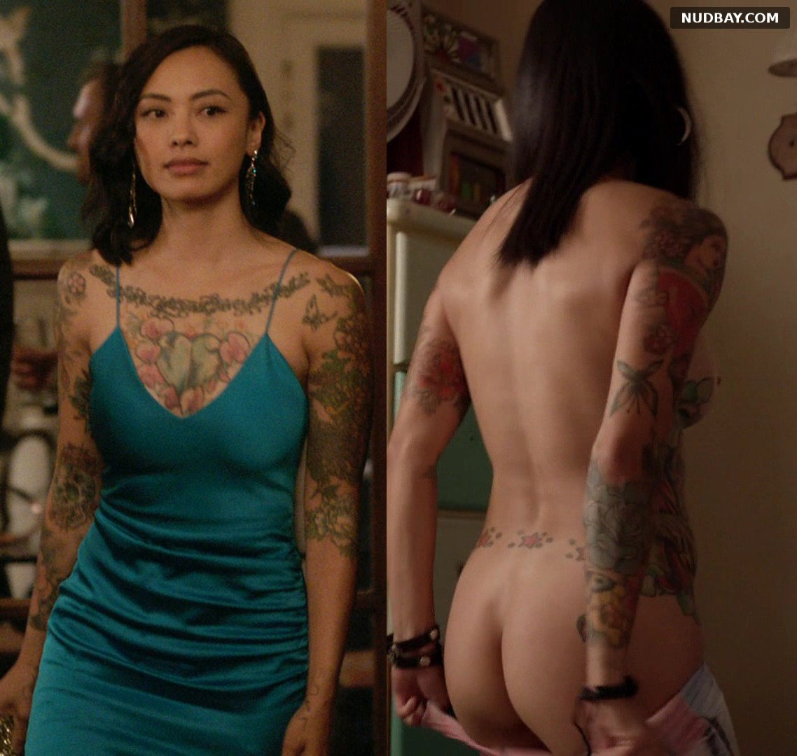 Levy Tran nude girl from Shameless 2021