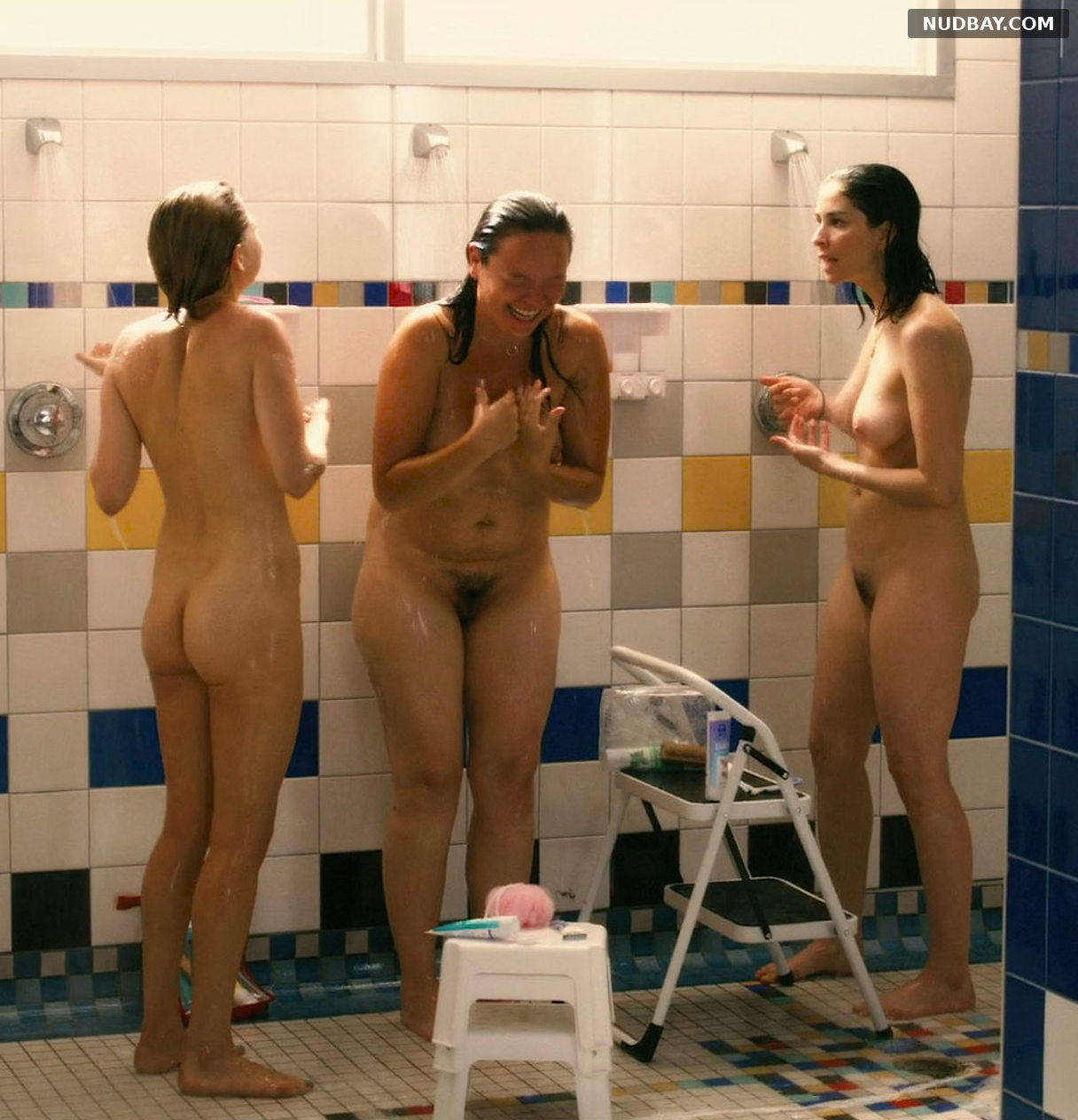 Michelle Williams Sarah Silverman nude in Take This Waltz (2011)