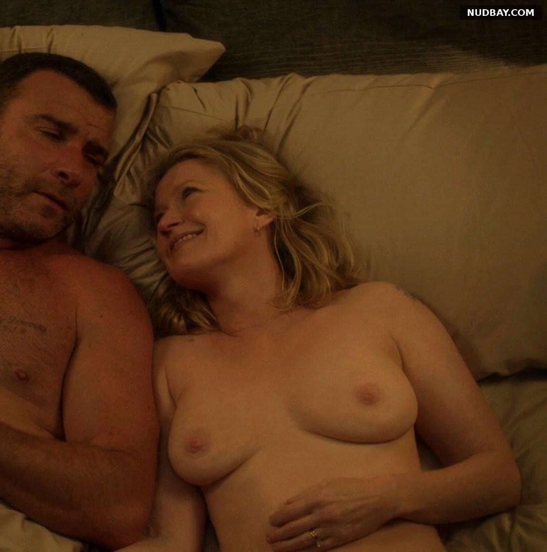 Paula Malcomson nude in Ray Donovan S05E05 (2017)